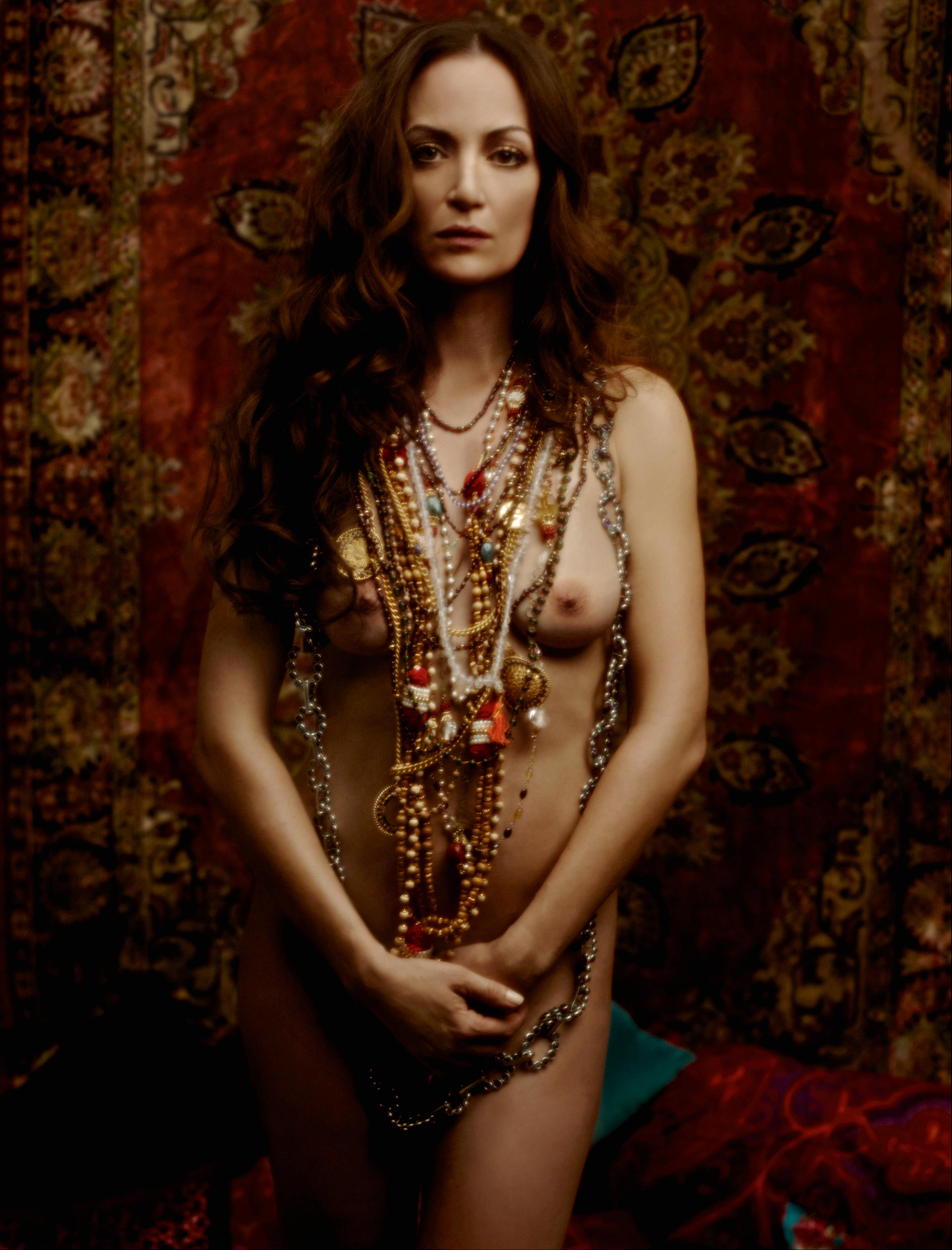 Natalia Warner  nackt